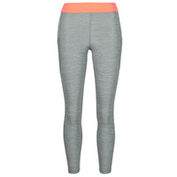 material Women leggings Nike NIKE PRO TIGHT 7/8 FEMME NVLTY PP2 Grey / Orange / White