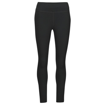material Women leggings Nike ONE DF MR 7/8 TGT Black / White