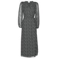 material Women Long Dresses Vila VICELIMA Black