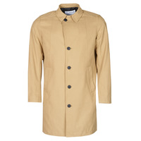material Men coats Selected SLHNEW TIMES Beige