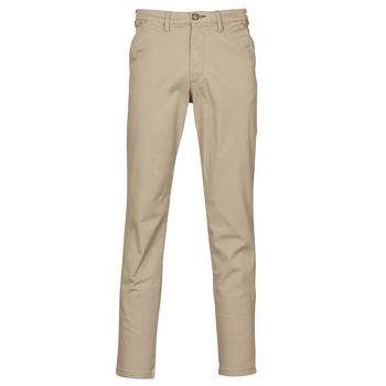 material Men chinos Selected SLHSLIM-MILES FLEX Beige