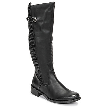 Shoes Women Boots Rieker  Black