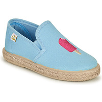 Shoes Girl Ballerinas Citrouille et Compagnie OCELESTE Blue / Sky