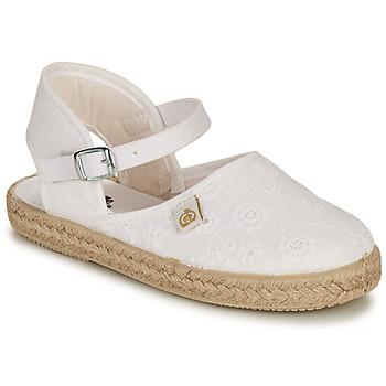 Shoes Girl Ballerinas Citrouille et Compagnie ORINO White