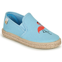 Shoes Girl Ballerinas Citrouille et Compagnie OSARA Blue / Sky