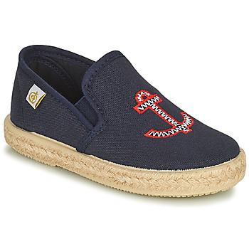 Shoes Children Ballerinas Citrouille et Compagnie OPASTA Marine