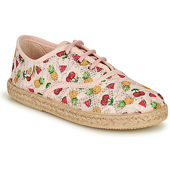 Shoes Girl Low top trainers Citrouille et Compagnie OAKO Multicoloured