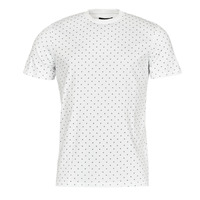 material Men short-sleeved t-shirts Jack & Jones JJMINIMAL White