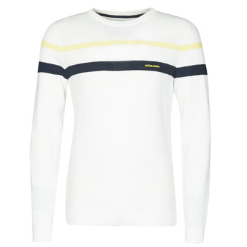 material Men jumpers Jack & Jones JJSMITH White