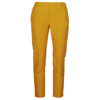 material Women chinos Only ONLGLOWING Yellow