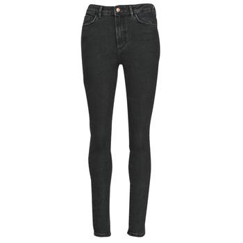 material Women slim jeans Vero Moda VMSOPHIA Grey / Dark