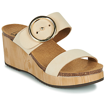 Shoes Women Mules Scholl MALIBUWEDGE Beige