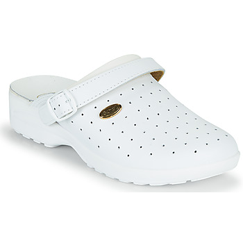 Shoes Clogs Scholl CLOG RACY White