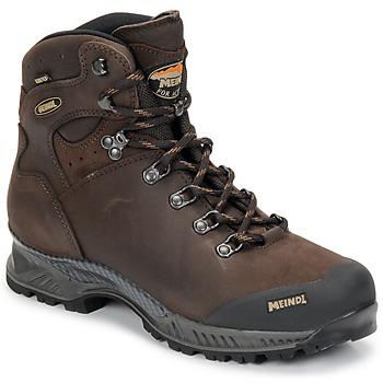 Shoes Men Hiking shoes Meindl SOFTLINE TOP GTX Mocca