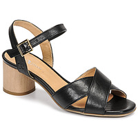 Shoes Women Sandals Dream in Green ODAINE Black