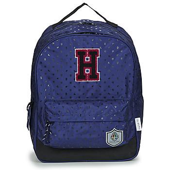 Bags Girl Rucksacks Back To School HARRY POTTER BACKPACK Blue