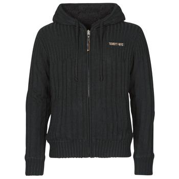 material Men jumpers Schott PLDUNCAN Black