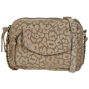 Bags Women Shoulder bags Pieces PCNAINA Taupe