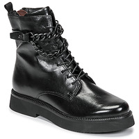 Shoes Women Mid boots Mjus TRIPLE Black