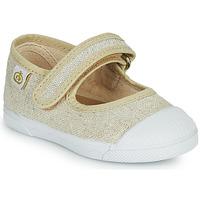 Shoes Girl Ballerinas Citrouille et Compagnie APSUT Beige