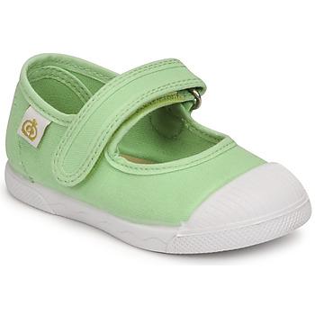 Shoes Girl Ballerinas Citrouille et Compagnie APSUT Pistachio