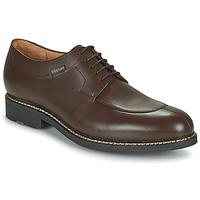 Shoes Men Derby shoes & Brogue shoes Christian Pellet Magellan Brown