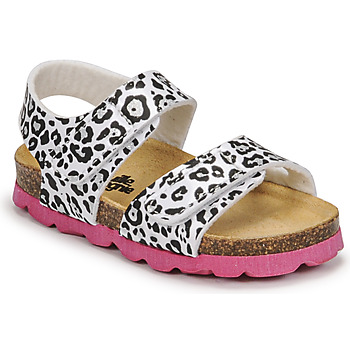 Shoes Girl Sandals Citrouille et Compagnie BELLI JOE Leopard
