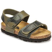 Shoes Boy Sandals Citrouille et Compagnie BELLI JOE Camouflage