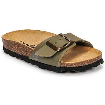 Shoes Boy Mules Citrouille et Compagnie OKIKOU Kaki