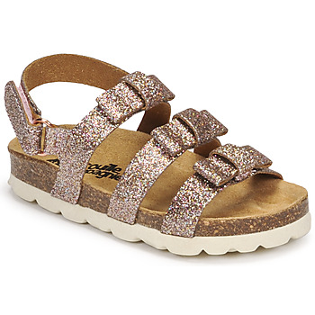 Shoes Girl Sandals Citrouille et Compagnie OLIA Multicoloured