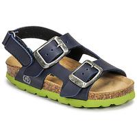 Shoes Boy Sandals Citrouille et Compagnie KELATU Marine