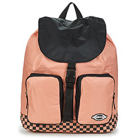 Bags Women Rucksacks Vans WM GEOMANCER II BACKPACK Pink