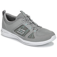 Shoes Women Fitness / Training Skechers CITY PRO - WITHOUT A CARE Grey