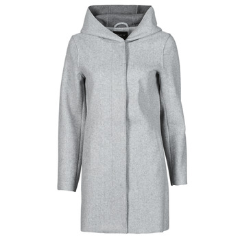 material Women coats Only ONLSIRI Grey