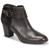 Shoes Women Ankle boots JB Martin CALIN Ebony