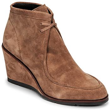 Shoes Women Ankle boots JB Martin KINDAR Camel