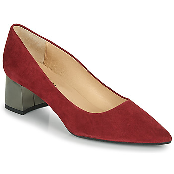 Shoes Women Court shoes JB Martin QUILIAN Red