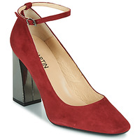 Shoes Women Court shoes JB Martin XEBRA Red