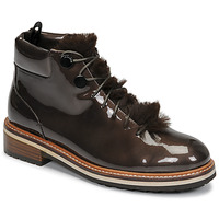 Shoes Women Mid boots JB Martin BRILLE Cocoa