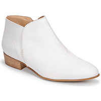 Shoes Women Mid boots JB Martin AGNES White
