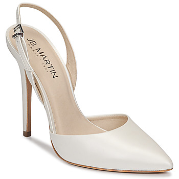Shoes Women Court shoes JB Martin JEANNE Silver