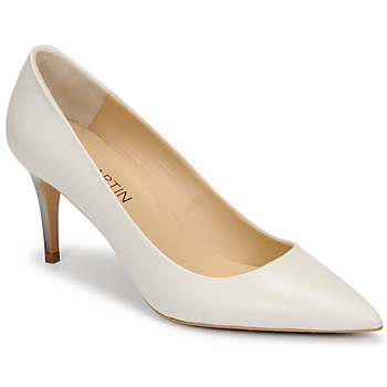 Shoes Women Court shoes JB Martin ADELYS Nappa / Natural