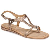 Shoes Women Sandals JB Martin ALANIS Metal / Stone
