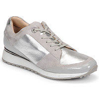 Shoes Women Low top trainers JB Martin VILNES Silver