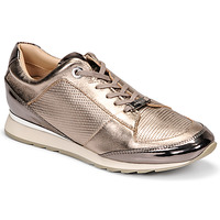 Shoes Women Low top trainers JB Martin VILNES E19 Metal / Stone