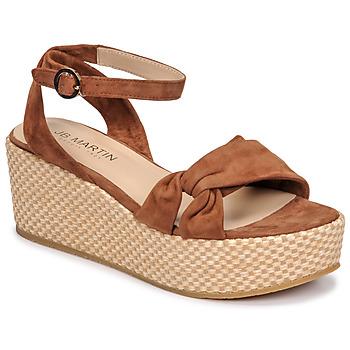 Shoes Women Sandals JB Martin CAPRI Tan