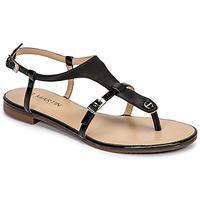 Shoes Women Sandals JB Martin GAELIA E20 Black