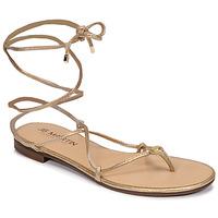 Shoes Women Sandals JB Martin GERONA Gold