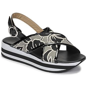 Shoes Women Sandals JB Martin ILANG Black