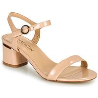 Shoes Women Sandals JB Martin MALINA E20 Powder